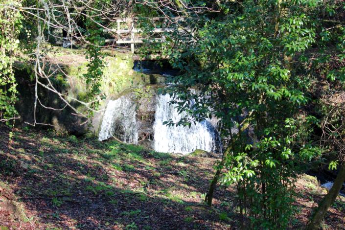Cascada del río Pereiro