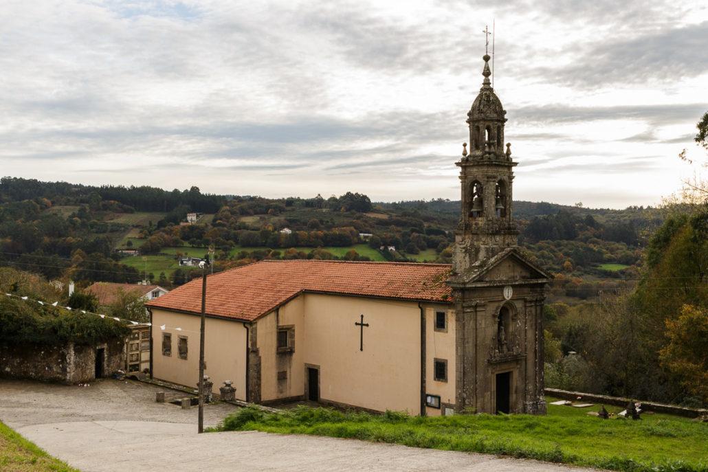 Igrexa parroquial de Martiño de Aríns